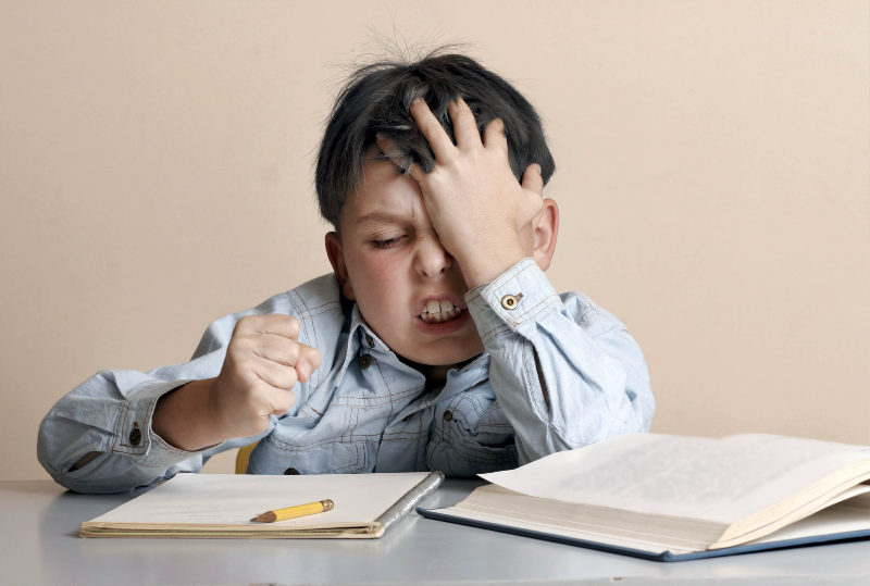 شایعترین اختلالات یادگیری در کودکان