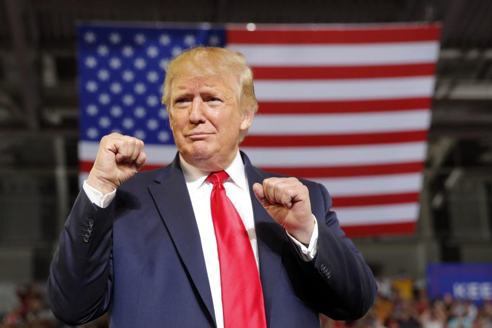 ترامپ سه رای الکترال آلاسکا را پیروز شد + عکس