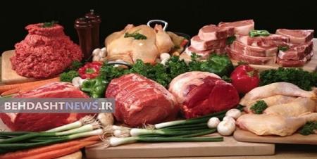 شستن سیرابی روش صحیح منجمد و فریز کردن انواع گوشت سفید و قرمز | بهداشت ...