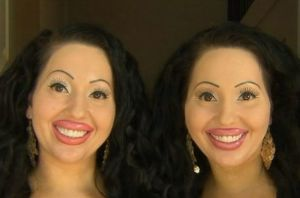 عکس جالب از شباهت دو زن غریبه که مثل خواهران دوقلو هستند+ عکس