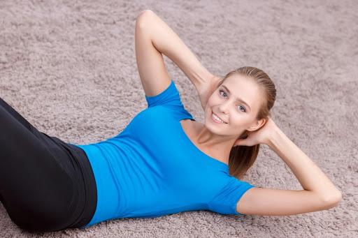 آیا درازونشست برای لاغری شکم واقعا موثر است؟