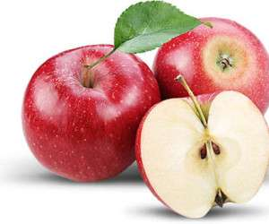 تسکین سوزش معده با سیب