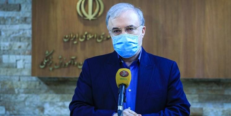 خبر خوش وزیر بهداشت درخصوص واکسن کرونا/ورود دو واکسن  ایرانی  به فاز انسانی