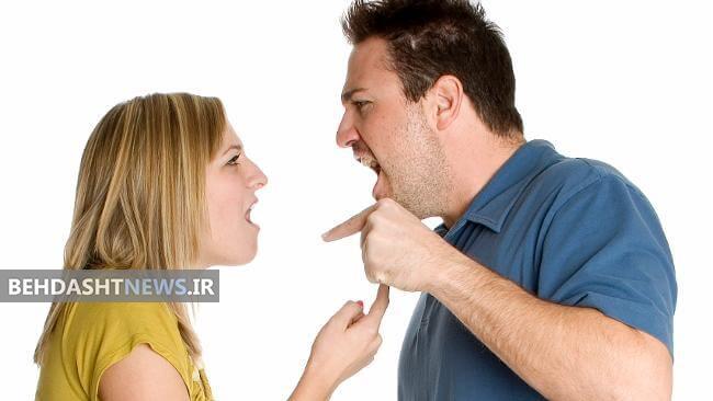 به خاطر صدای بلند همسرم طلاق گرفتم