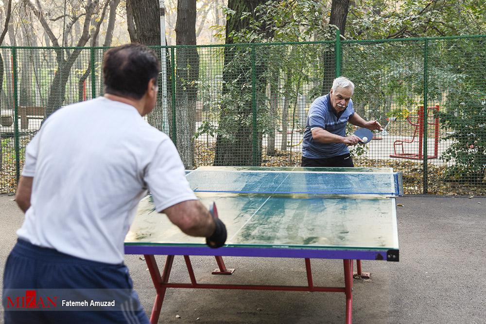 در این روزهای قرنطینه ورزش تعطیل نیست+ عکس