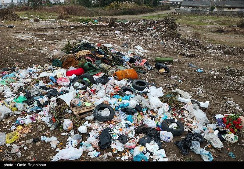 حجم باورنکردنی زباله در ساحل دریای خزر! + عکس