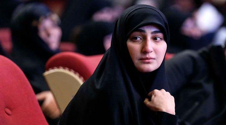 واکنش دختر حاج قاسم سلیمانی به بودجه ۸.۵ میلیاردی بنیاد فرهنگی شهید سلیمانی + عکس