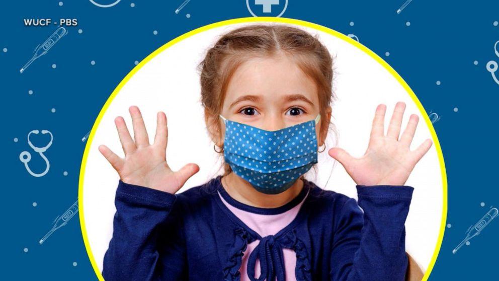 ماسک هوشمندی که علائم حیاتی را بررسی میکند