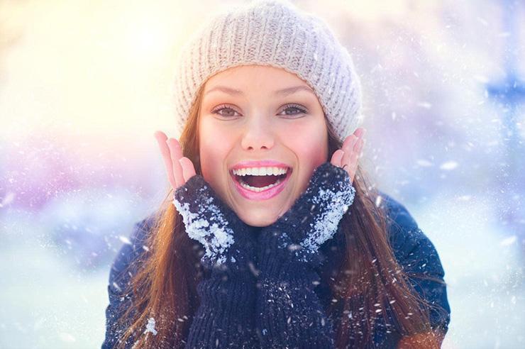 راز مراقبت از هر نوع پوست در زمستان