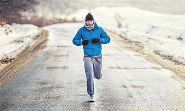 چربیسوزی فوقالعاده با ورزش در سرما!
