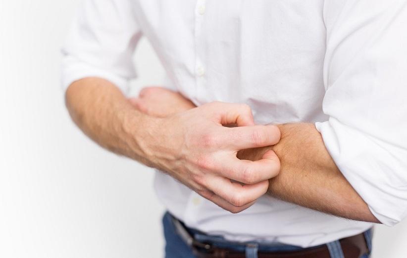 آیا خارش پوست نشانی از اختلال روانی است؟
