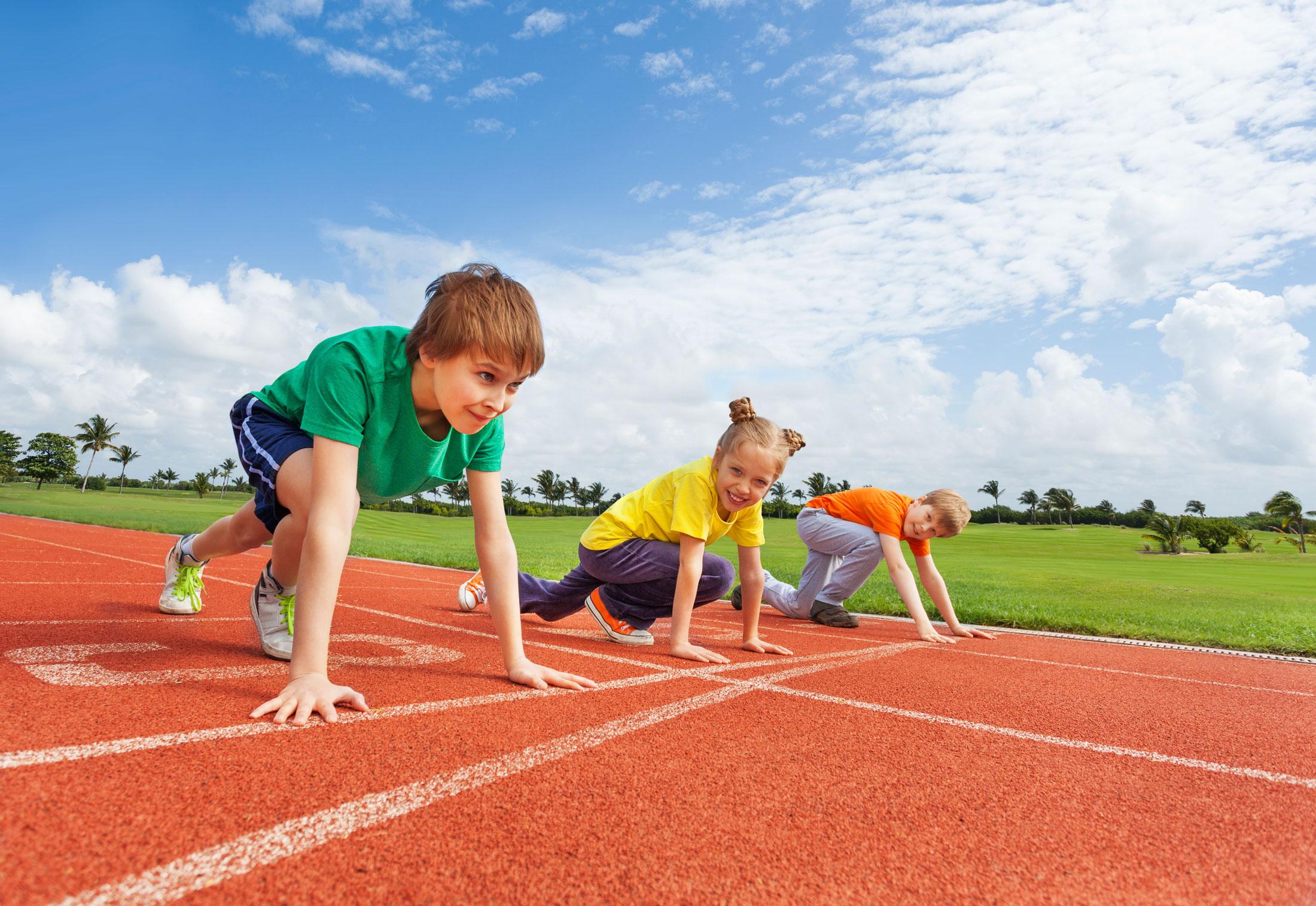 تاثیرات ورزش بر کودکان