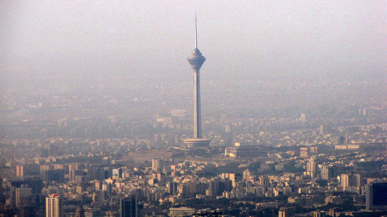 تصویر ماهوارهای وحشتناک از آلودگی هوای پایتخت + عکس