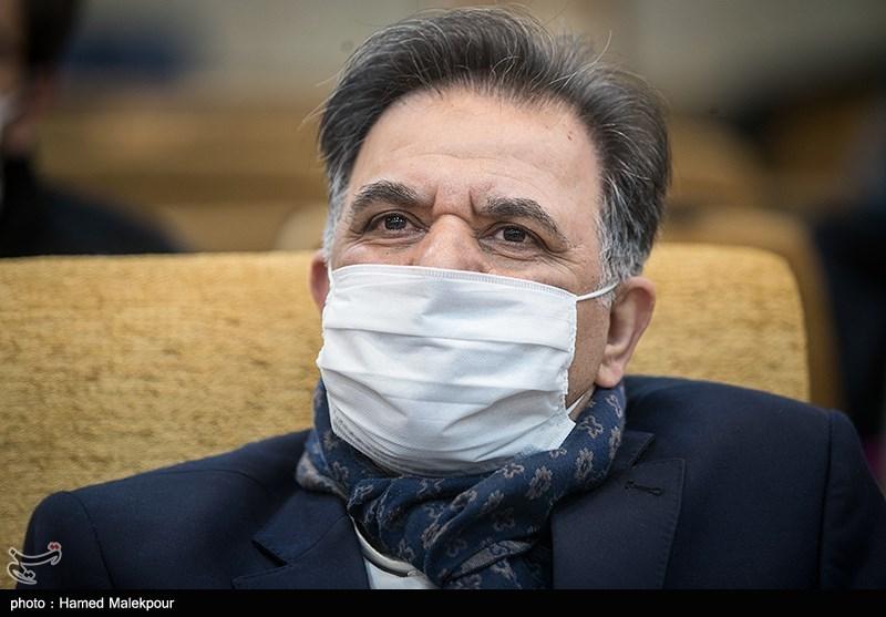 تیپ خاص وزیر سابق روحانی + عکس