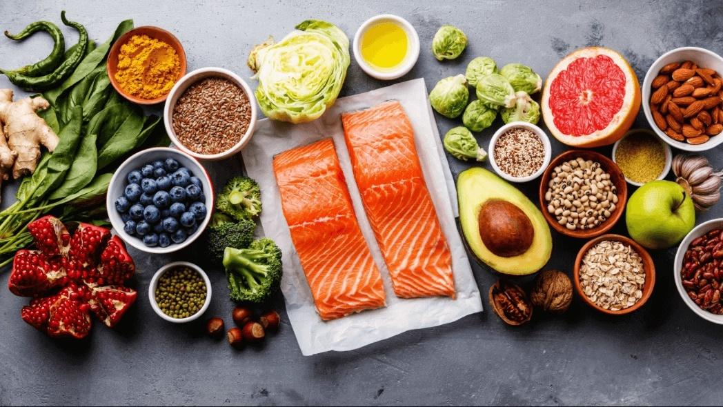 مواد غذایی که باعث سلامت روانی میشود