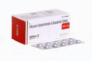 آلفوزوسین؛ موارد مصرف، عوارض جانبی