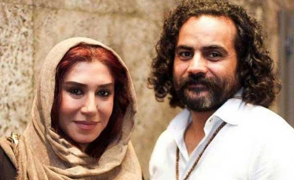 مراسم خاکسپاری متفاوت و عجیب همسر نسیم ادبی + عکس