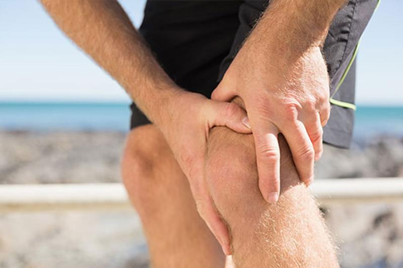 55 درصد آسیب دیدگی های ورزشی  مربوط به این قسمت از بدن است
