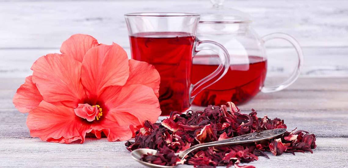 فواید و مضرات مصرف چای ترش