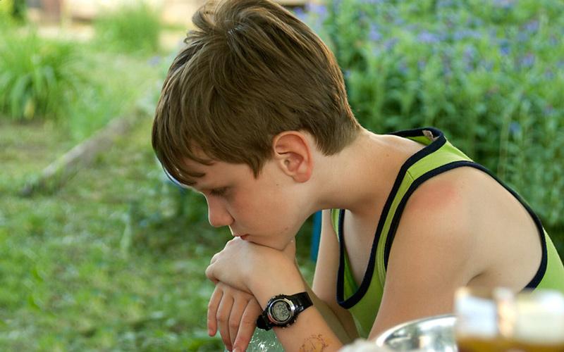 مدیریت ترس و استرس در کودکان