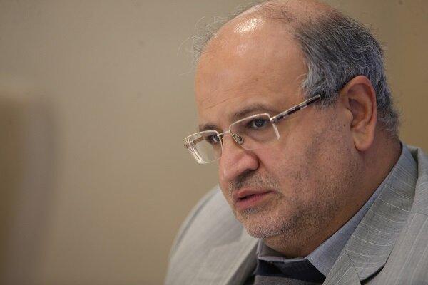 هشدار،  شیب پذیرش بیمارستانی بیماران کرونایی تهران رو به افزایش است