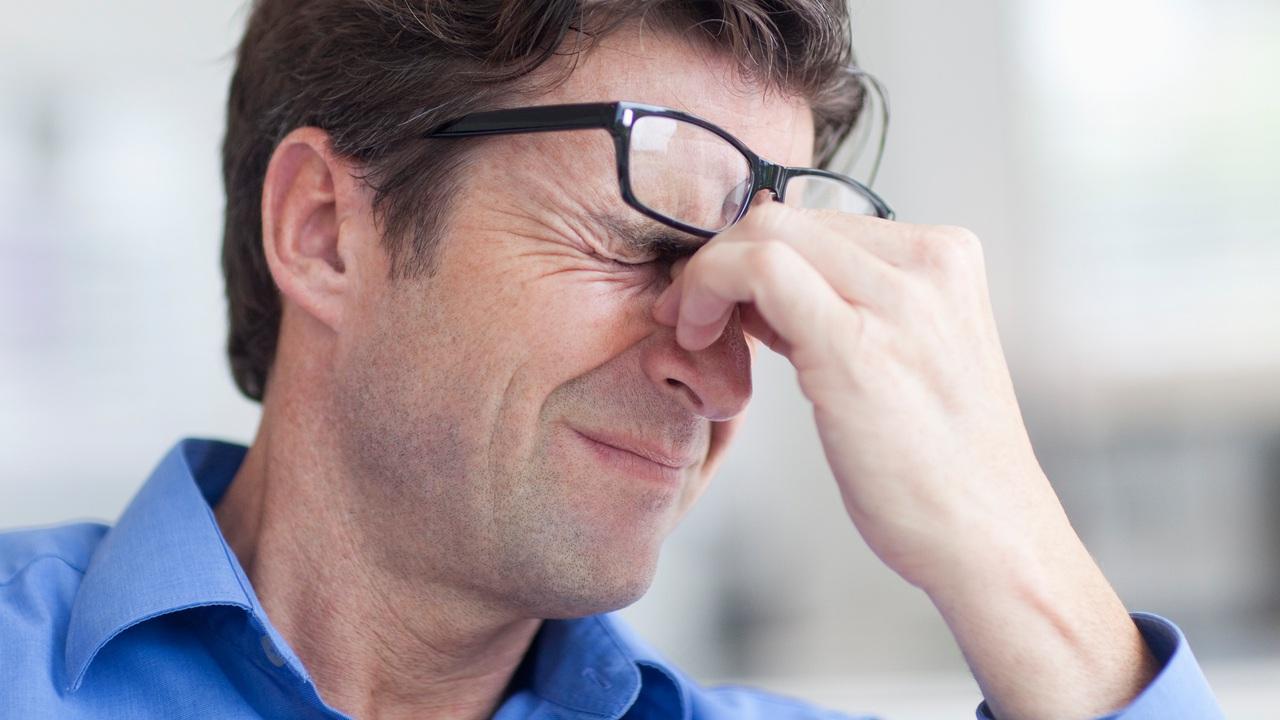 تکنیک ساده برای درمان سینوزیت