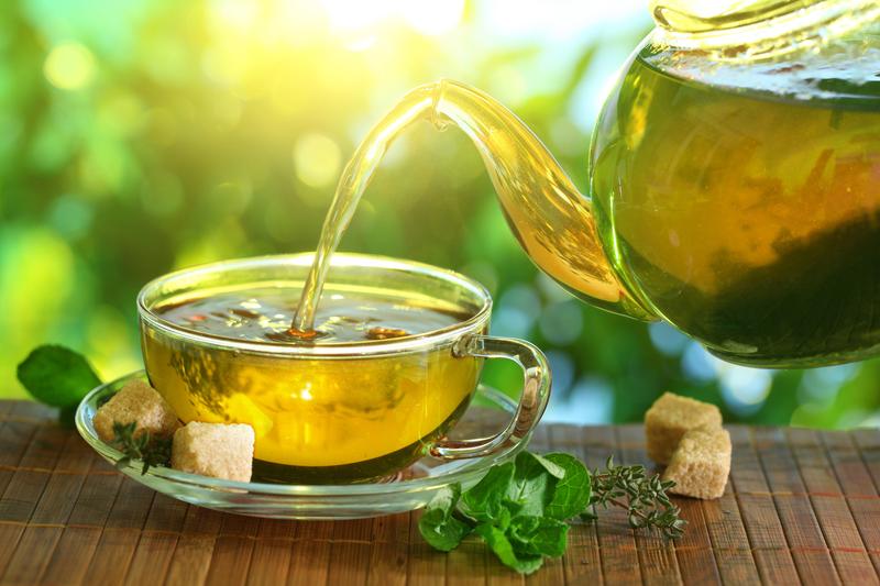 آیا با معده خالی می توان چای سبز نوشید؟