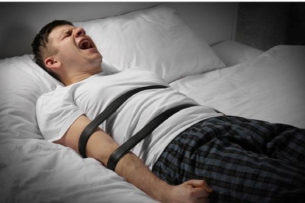 فلج خواب چه تاثیری روی بدن دارد؟