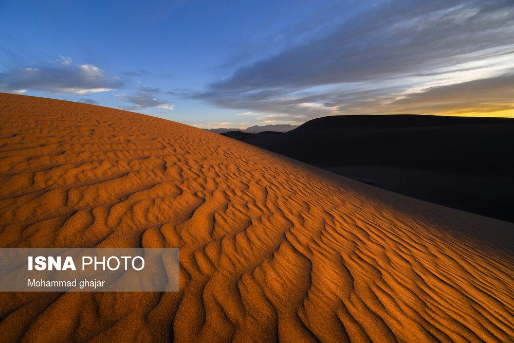 کویر «مصر» ایران را ببینید + عکس