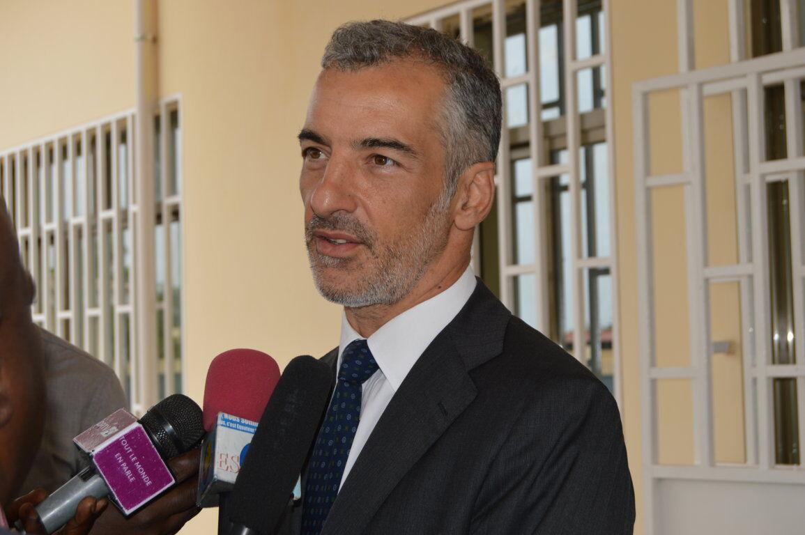 کشته شدن سفیر ایتالیا در کنگو+عکس
