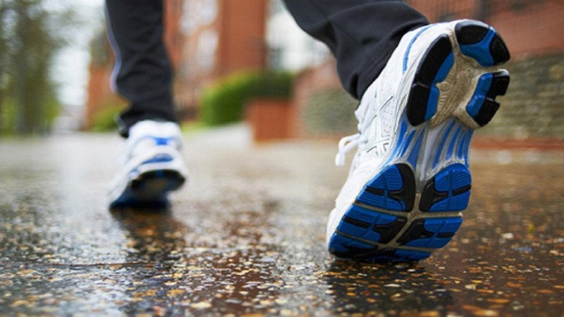هنگام پیادهروی این اشتباهات را  انجام ندهید