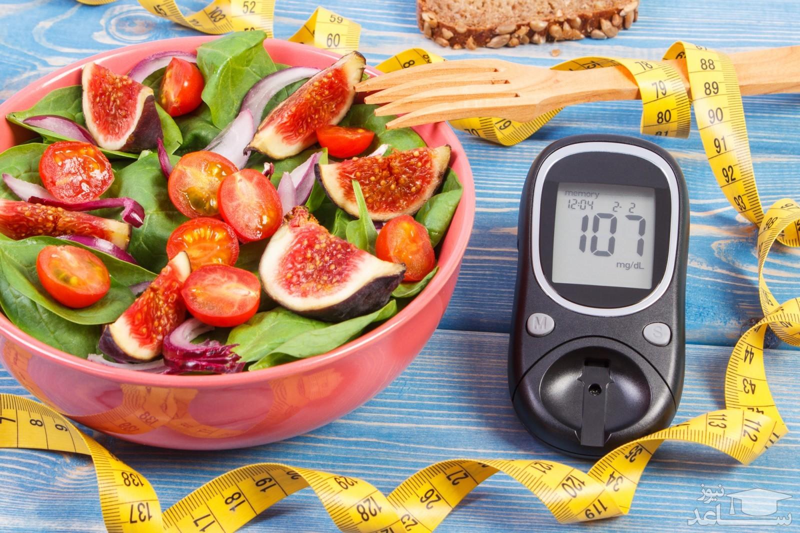 چه کسانی بیشتر به دیابت نوع دو مبتلا می شوند+ رژیم غذایی