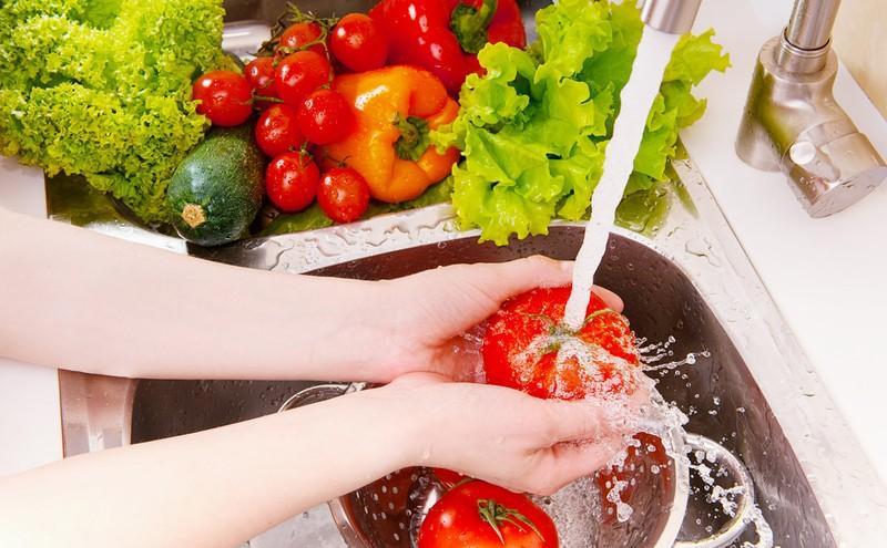 ضد عفونی کردن سبزیجات+ نکته هایی که باید بدانید