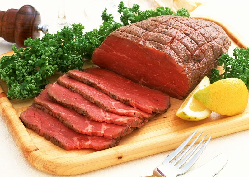 بخور نخورهای گوشت قرمز