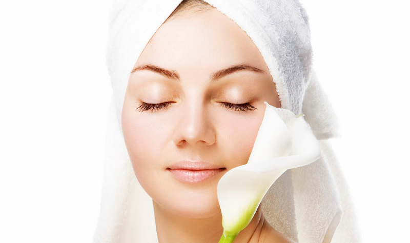 نسخه خانگی برای داشتن پوستی صاف