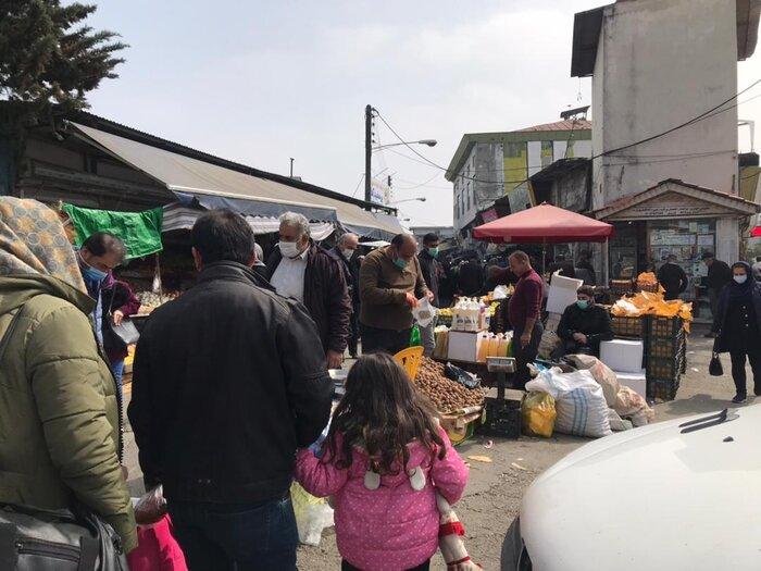 وضعیت کرونایی این استان در بدترین زمان عادی شد