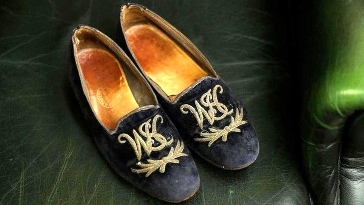 قیمت باورنکردنی کفش های راحتی چرچیل +عکس