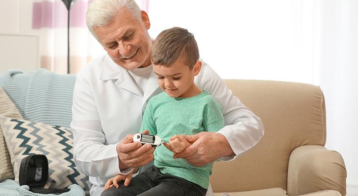 دانستنی هایی درباره دیابت در کودکان و نوجوانان