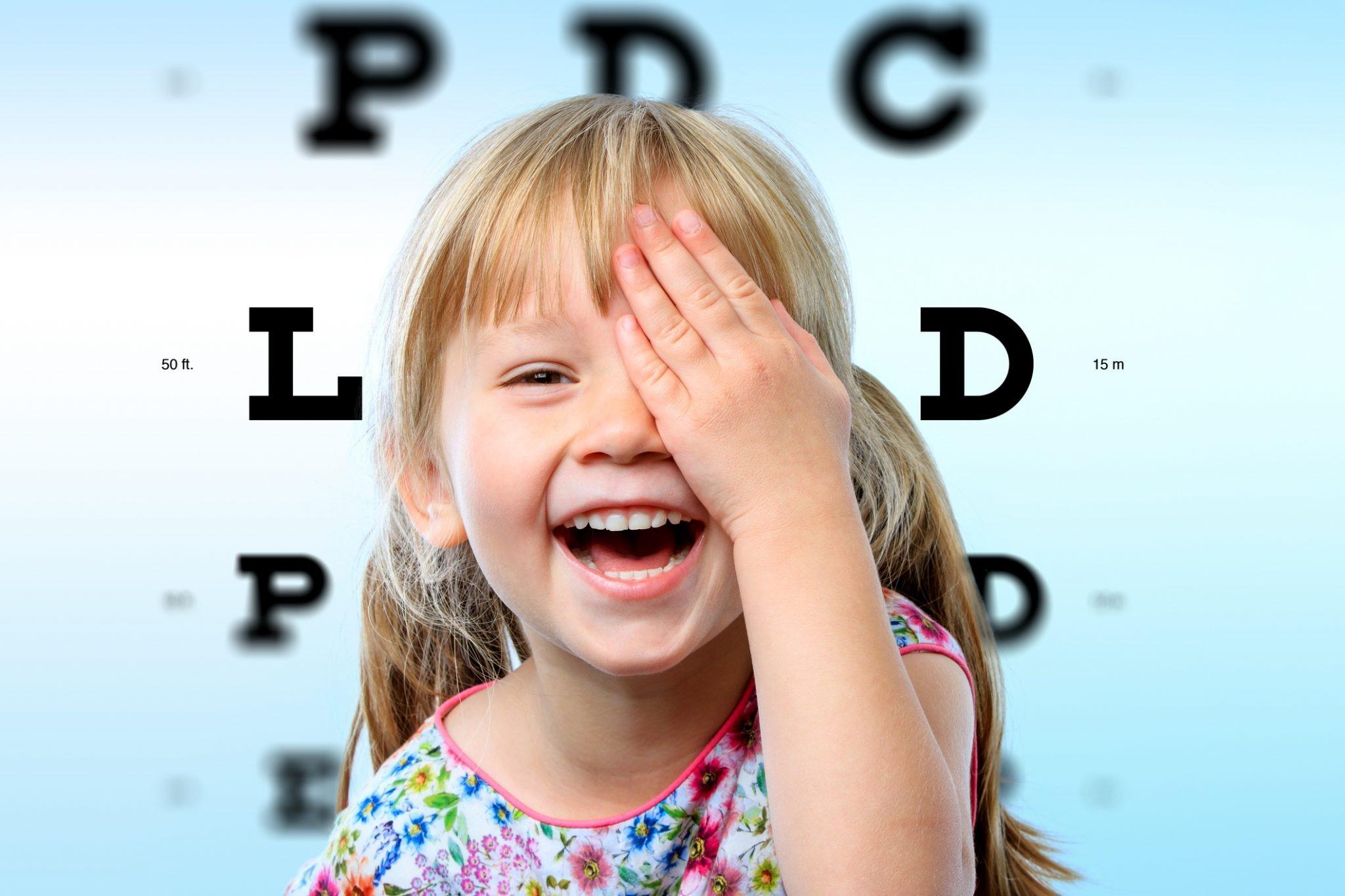 زمان طلایی برای معاینه چشم کودکان چه زمانی است؟