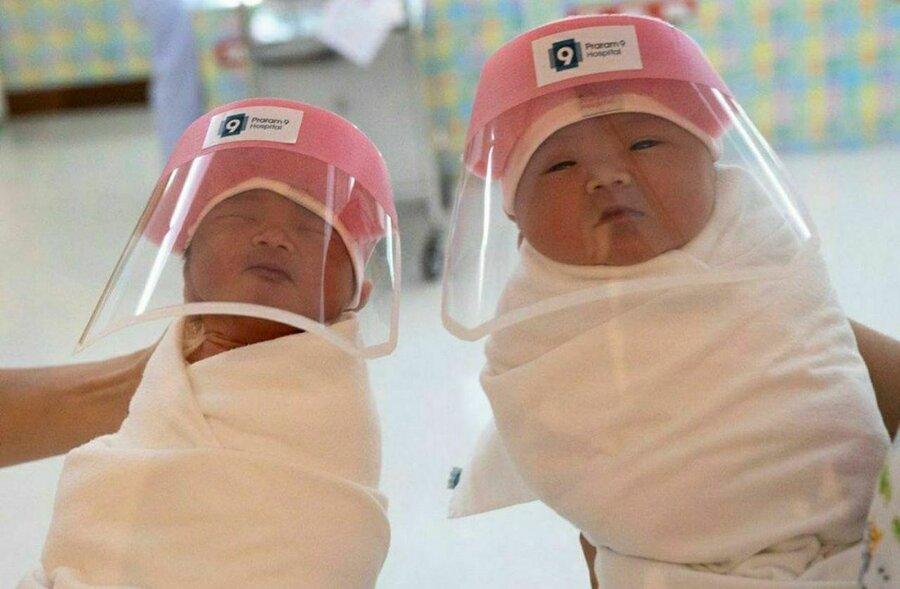 واکسیناسیون مادران باعث ایمنی نوزادان می شود؟