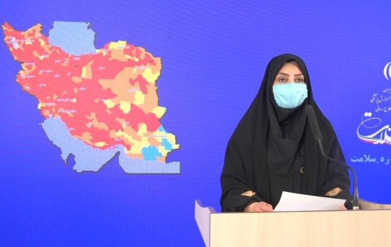 کرونا جان ۱۸۵ نفر دیگر را در ایران گرفت
