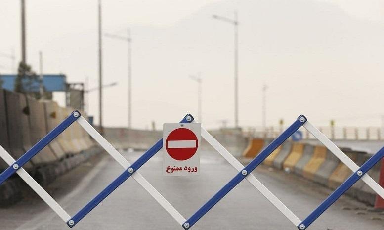 ورود خودروهای غیربومی حق ورود به مازندران ممنوع است
