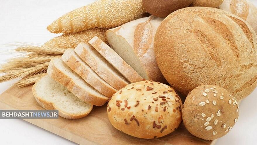چگونه از بیات شدن نان پیشگیریی کنیم؟