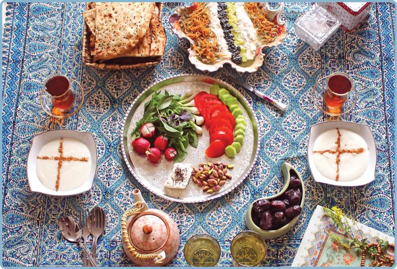 توصیه های تغذیه ای ماه رمضان به نوجوانان