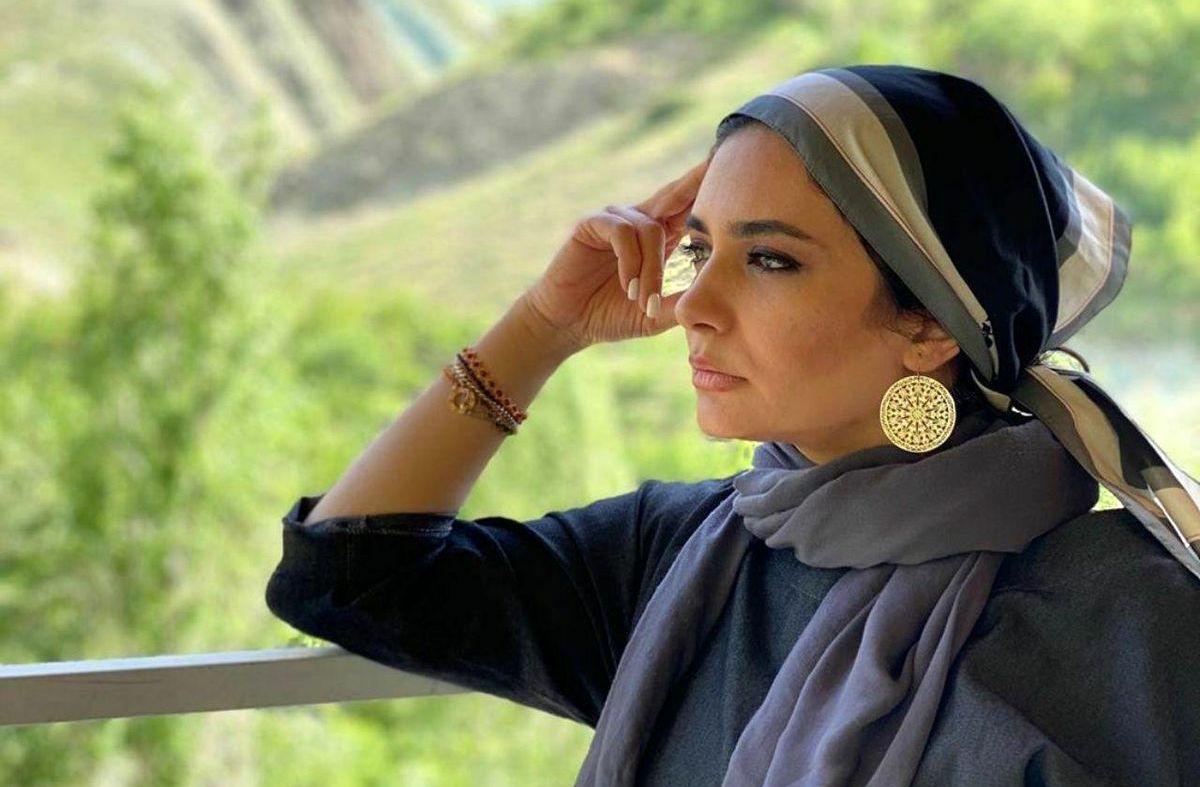 واکنش لیندا کیانی به فاجعه کرونا در ایران + عکس