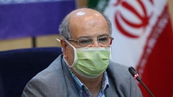 زالی: 1800 کرونایی جدید در 24 ساعت در تهران/ماسکی ایرانی که کرونا ویروس را حذف می کند