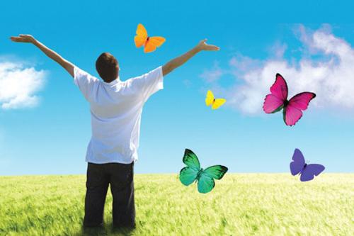 چهار رنگ زیبا که باعث بهبود روحیه میشوند