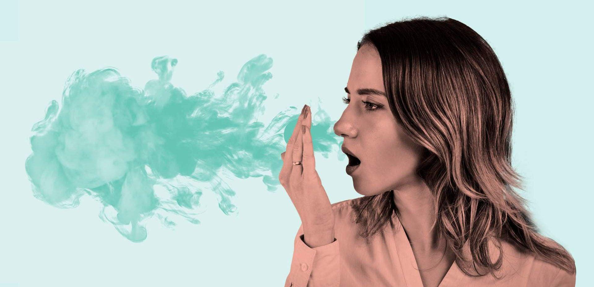 راهکارهایی  ساده برای از بین بردن بوی بد دهان