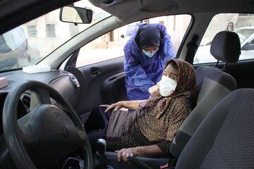 خبر خوش: واکسیناسیون در خودرو برای اولین بار در این استان