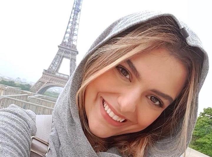 استایل دنیا مدنی در پاریس + عکس